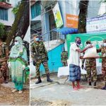 কুমিল্লায় শতাধিক রিকসাচালক-পঙ্গুকে খাদ্য সবজি ও ইফতার সামগ্রী দিলেন সেনাবাহিনী