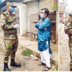 করোনা রোধে কুমিল্লায় কাউন্সিলর ও ইমামদের সাথে কথা বললেন সেনাবাহিনী