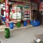 কুমিল্লা নগরীর ফুলকুড়ি সুইটস এন্ড বেকারীতে পচাঁ খাবার:  অর্থ জরিমানা