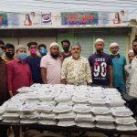 কুমিল্লা দক্ষিণ জেলা ছাত্রদলের উদ্যোগে ইফতার সামগ্রী বিতরণ