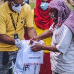 ভিবিডি,কুমিল্লার উদ্যোগে ১৬০টি দরিদ্র পরিবারের মাঝে ঈদ উপহার সামগ্রী বিতরণ