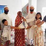 চান্দিনায় বাবা-মায়ের মৃত্যুবার্ষিকী উপলক্ষে ২ হাজার পরিবারকে খাদ্য সহায়তা প্রদান