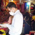 কুমিল্লার ব্রাহ্মণপাড়ায় সরকারি নির্দেশনা অমান্য করায় বিভিন্ন ব্যবসা প্রতিষ্ঠান ও ক্রেতাদের জরিমানা