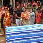 কুমিল্লায় প্রবাসী স্ত্রীর রহস্যজনক মৃত্যু: বিচারের দাবিতে বিক্ষোভ মিছিল