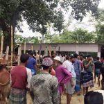 কুমিল্লার দেবিদ্বারে স্বাস্থ্য বিধির আইন না মেনে চলছে গবাদিপশুর হাট
