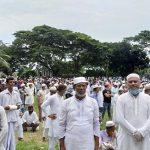 অন্তিম শয়ানে হাসান জামিল সাত্তার