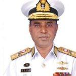 নৌ বাহিনীর প্রধান হলেন কুমিল্লার দেবিদ্বারের মোহাম্মদ শাহীন ইকবাল