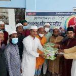 বন্ধু ফাউন্ডেশন ২০২০ কুমিল্লার উদ্যোগে মসজিদে ৩০টি ফ্যান ও চিকিৎসা সেবায় অনুদান প্রদান