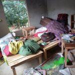 কুমিল্লায় মেসে থাকা শিক্ষার্থীদের বই-সার্টিফিকেট বাইরে ফেলে দিল বাড়িওয়ালা