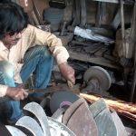 করোনা পাল্টে দিয়েছে চাঁদপুরের কামারপল্লীগুলোর চিরাচরিত সেই রূপ