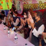 জাতির পিতার শাহাদাত বার্ষিকীতে কুমিল্লা উত্তর জেলায় মিলাদ ও খাদ্য বিতরণ
