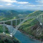 জম্মু-কাশ্মীরের চিনাব নদীর ওপর প্রস্তুত হচ্ছে বিশ্বের সবচেয়ে উঁচু রেল সেতু