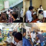 কুমিল্লায় পেঁয়াজের বাজারে ৫ প্রতিষ্ঠানকে ৩২ হাজার টাকা জরিমানা