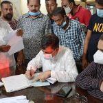 দাউদকান্দি উপজেলা নির্বাচন: চেয়ারম্যান পদে ২ জন,ভাইস চেয়ারম্যান পদে ৯ জন