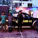 কুমিল্লার সদর দক্ষিণে পিকআপে ইয়াবা পাঁচারকালে ২ জন আটক