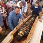 মিশরে ২৫০০ বছর আগের ডজন ডজন অক্ষত মমি উদ্ধার