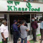 কুমিল্লার বাদুরতলায় খাস ফুড শো রুমকে ১০ হাজার টাকা জরিমানা