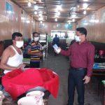 কুমিল্লায় মাস্ক না পরলেই জরিমানা, করোনা রোধে কঠোর অবস্থানে জেলা প্রশাসন