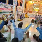বরুড়ায় জগন্নাথ মন্দিরে নজরুল এমপির রোগমুক্তি কামনায় বিশেষ প্রার্থনা