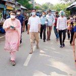 কুমিল্লার লালমাইয়ে মাস্ক না পরায় ৭ জনকে জরিমানা করেছে ভ্রাম্যমাণ আদালত