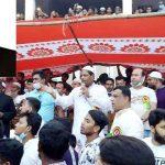 শহীদ মিনারে মঞ্চ: চান্দিনার মাইজখার ইউনিয়ন আ'লীগ সভাপতির বিরুদ্ধে মামলা