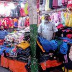 শীতের শুরুতে কুমিল্লার দক্ষিনাঞ্চলে ক্রেতাদের আনাগোনা