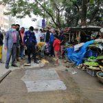 কুমিল্লা নগরীর একাধিক স্থানের ফুটপাত দখলমুক্ত করলো জেলা প্রশাসন