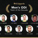 আইসিসির দশক সেরা ওয়ানডে দলে সাকিব