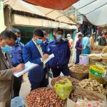 কুমিল্লার তিতাসে ৫ প্রতিষ্ঠানকে ২৪ হাজার টাকা জরিমানা