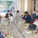 কুমিল্লায় শুদ্ধাচার/উত্তম চর্চার বিষয়ে অংশীজনদের সঙ্গে মতবিনিময় সভা অনুষ্ঠিত