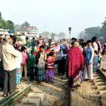 কুমিল্লা শাসনগাছা রেলক্রসিংয়ে ট্রেন ও সিএনজি অটোরিক্সার সংঘর্ষে ২ জন নিহত