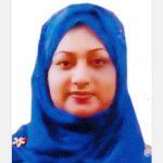চাঁদপুরের প্রথম নারী জেলা প্রশাসক অঞ্জনা খান মজলিস