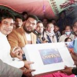 চাদঁপুরের শাহরাস্তিতে টিভি কাপ ফুটবলে হাড়ইরপাড়া সাদেক একাদশ চ্যাম্পিয়ন