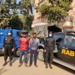 কুমিল্লার ৩ উপজেলায় পৃথক অভিযানে মাদকসহ ৪ জন আটক
