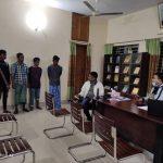 কুমিল্লার হোমনায় বুদ্ধিপ্রতিবন্ধী কিশোরীকে গণধর্ষণের অভিযোগে ৪ জন আটক