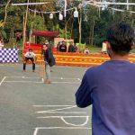 বরুড়ায় নলুয়া তরুন কল্যাণ সংঘের উদ্যোগে স্মার্ট টিভি কাপ ক্রিকেট টুর্নামেন্টের উদ্বোধন