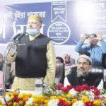 বুড়িচংয়ে বীরমুক্তিযোদ্ধা মরহুম হাজী বশারত আলী ভূইয়ার স্মরণ সভা অনুষ্ঠিত