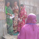 চৌদ্দগ্রাম পৌর নির্বাচন: ব্যতিক্রমী প্রচারে ভোটারদের নজর কেড়েছেন ফিরোজা বেগম