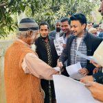 দাউদকান্দিকে মডেল পৌরসভায় রূপান্তরিত করতে নৌকায় ভোট দিন : নাইম ইউসুফ সেইন