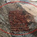 চাঁদপুরে রাস্তা নির্মাণে নিয়ম মেনেই ব্যবহার হচ্ছে বাঁশ, বললেন প্রকৌশলী