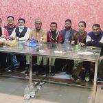 বুড়িচং প্রেসক্লাবের ৫ সদস্য বিশিষ্ট আহ্বায়ক কমিটি গঠন