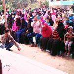 চাঁদপুরে শিক্ষামন্ত্রীর উন্নয়ন ও সমস্যা-সম্ভাবনা নিয়ে ইউপি চেয়ারম্যানের উঠান বৈঠক