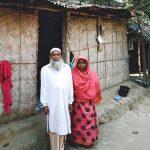 কুমিল্লার মনোহরগঞ্জে দীর্ঘ ১৫ বছর ধরে একটি সরকারি ঘরের আশায় অসহায় দম্পতি