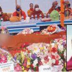 কুমিল্লায় উপসংঘরাজ ধর্ম রক্ষিত মহাথের পরলোকগমন করলেন