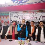 দাউদকান্দি পৌর নির্বাচন: প্রচারণায় নৌকা সরব