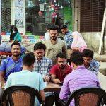 কুমিল্লায় মহানগর ছাত্রলীগের ভ্যাকসিন পয়েন্ট