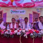 বরুড়ায় অনলাইন নিউজ পোর্টাল খোশবাস বার্তা'র পঞ্চম বর্ষপূর্তি উদযাপন
