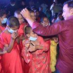 কুমিল্লায় সংরাইশ শিশু পরিবারে বসন্ত উৎসবের জমকালো আয়োজন