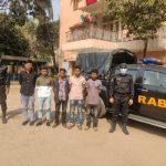 কুমিল্লায় পৃথক অভিযানে ১১৮ কেজি গাঁজাসহ ৫ জন আটক