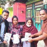 কাউন্সিলর নয়, ওয়ার্ডবাসির সেবক হতে চাই : কামরুজ্জামান সেন্টু